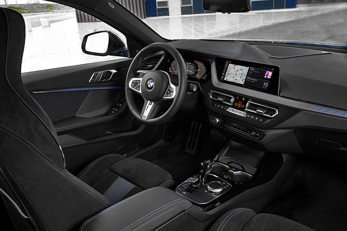 BMW Série 1-int