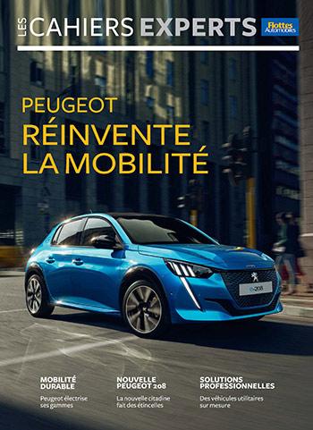Cahier Expert Peugeot réinvente la mobilité