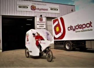 Bruxelles triporteurs camions