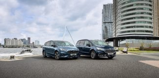 Ford S-Max et Galaxy