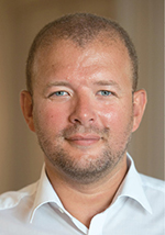 Julien Pouymayon, responsable moyens et méthodes, Avenel