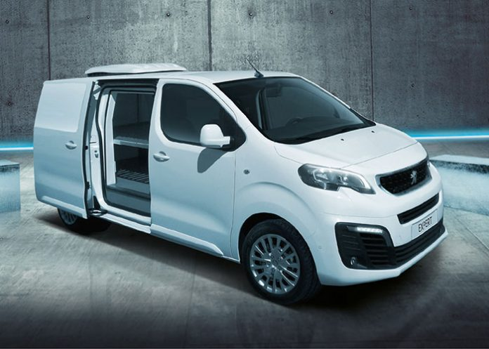 Peugeot Expert isotherme