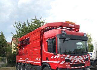 syndicat des eaux d'Alsace-Moselle Scania