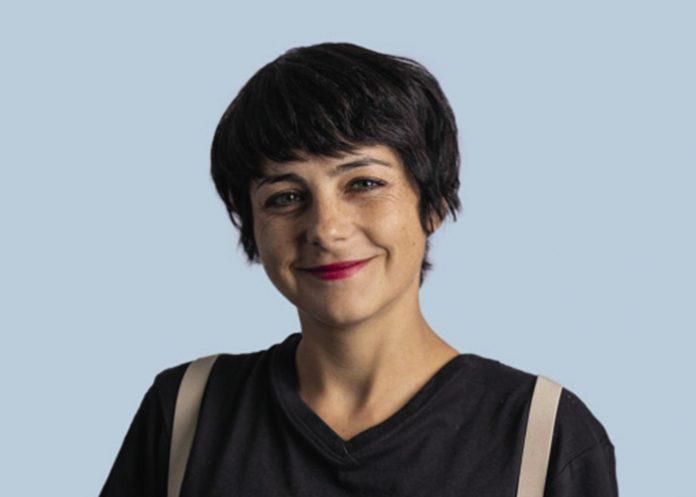 Sonia Boury, cogérante, Ze Plombier
