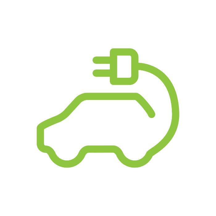 Drive and Charge Izivia Europcar