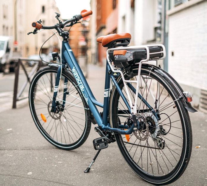 Vélos à assistance électrique - Wayscral powered by Michelin