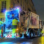 Des transmissions automatiques véhicules industriels au gaz