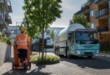 Volvo Trucks FE FL électriques