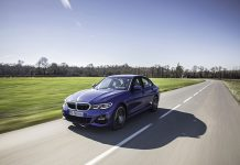 BMW 320d Business Design