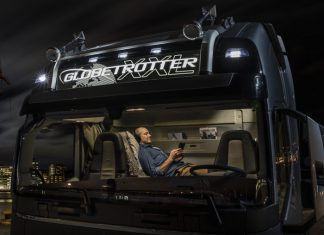 FH XXL Volvo Trucks cabine