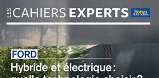 Cahier Experts Ford
