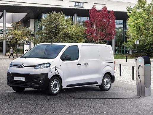 Citroën utilitaires électriques