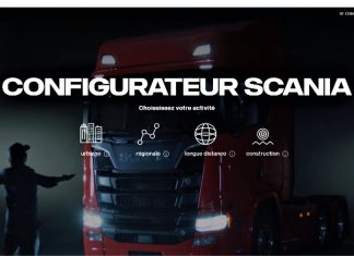 configurateur Scania