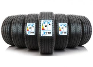 étiquetage des pneus