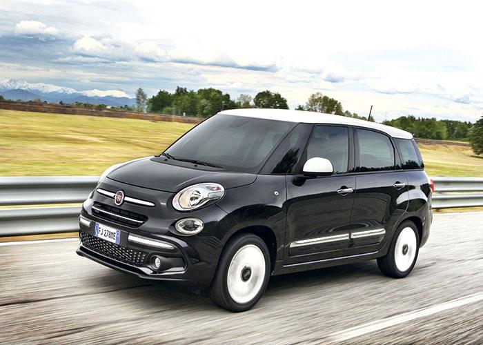 Pour un rapport prix/prestations imbattable, la Fiat 500L Wagon s'offre le 1.3 Turbodiesel de 95 ch à 102 g pour 24 390 euros (+ 1 000 euros en boîte robotisée, 119 g) et le 1.6 Turbodiesel de 120 ch à 115 g à 25 390 euros.