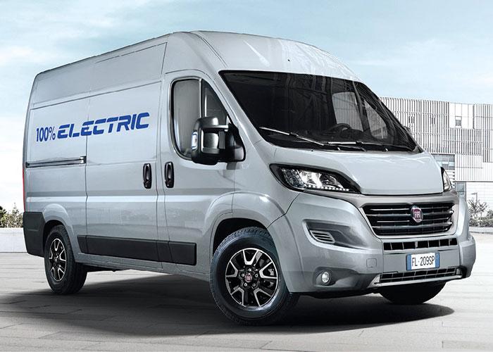 VUL - Fiat Ducato Electric