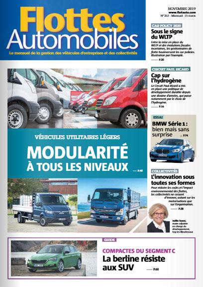 Flottes Automobiles N°253