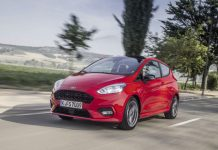 Ford Fiesta Affaires