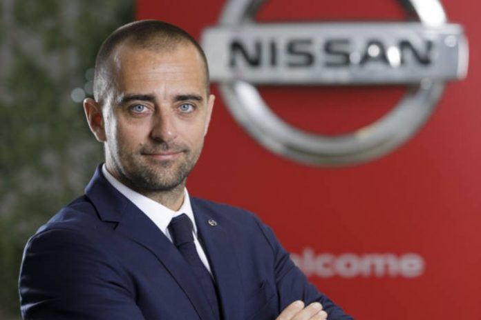 Guillaume Barbet, Nissan West Europe