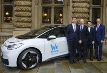 Partnenation Hambourg et Volkswagen