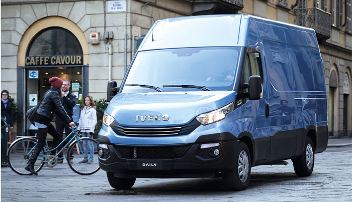 VUL - Iveco Daily