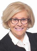 Joëlle Sueur, maire adjointe en charge du développement, Issy-les-Moulineaux