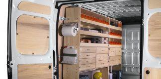 Financement des aménagements - Kit Utilitaire Optipro
