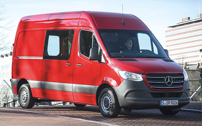 VUL - Mercedes Sprinter