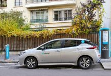 Nissan Leaf Ubeeqo