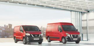 Nissan NV300 et NV400
