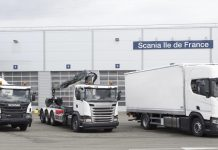 Ready Built Scania