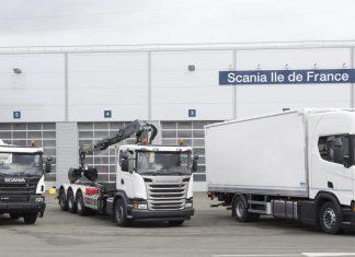 Ready Built Scania