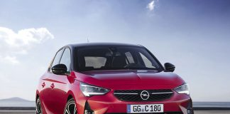 Opel Corsa Business Edition