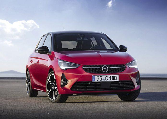 Opel Corsa Business Edition