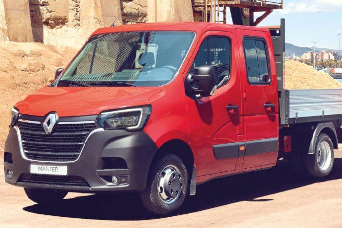 VUL - Renault Master