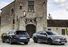 Renault Talisman Estate Business Intens