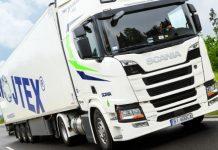 Wojtex Transport GNL