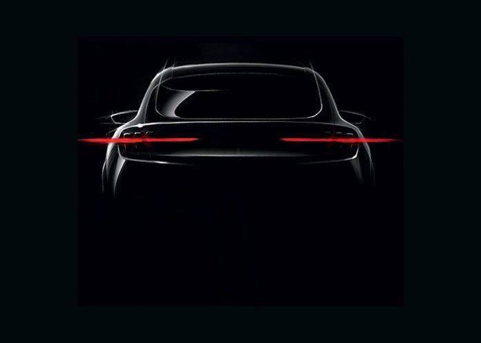 Nouveau SUV Ford 100% électrique inspiré de la Mustang