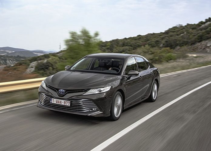 Toyota Camry Dynamic Business