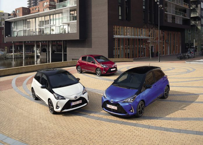 Toyota Yaris France Business Affaires