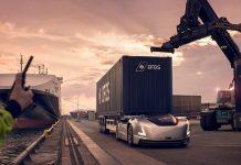 Volvo division solutions de transport autonome