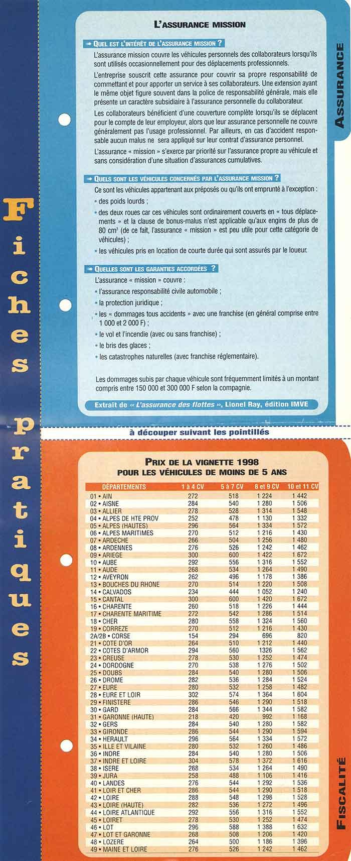 Flottes Automobiles n° 32 de septembre 1997