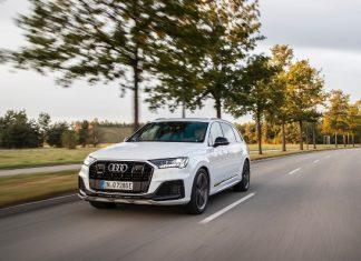 Audi Q7 hybride rechargeable essence