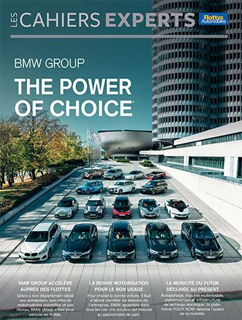 cahier expert BMW Group