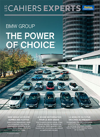 CAHIER EXPERTS BMW GROUP : the power of choice