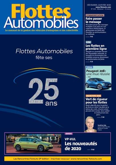 Flottes Automobiles N°254