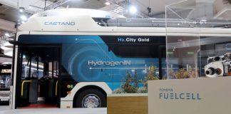 Caetanobus H2 City Gold