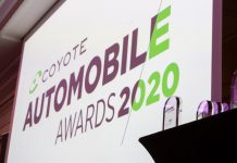 Coyote Automobile Awards 2020