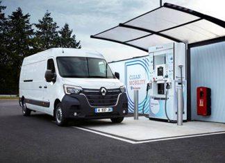 Renault hydrogene