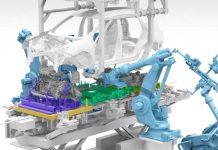 Nissan - système universel de montage du bloc-moteur